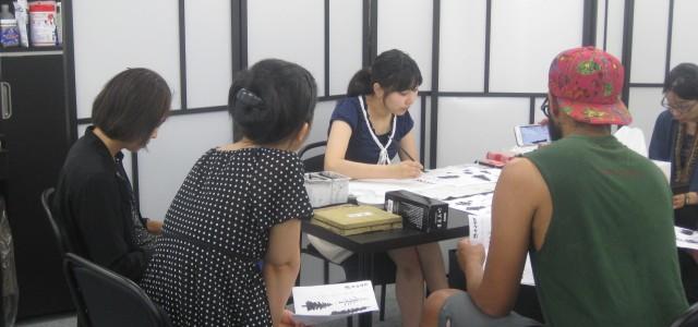 7月の渋谷教室