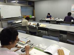 7月千葉教室