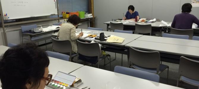 7月の千葉教室