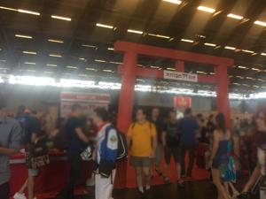 フランス パリのJAPAN EXPO
